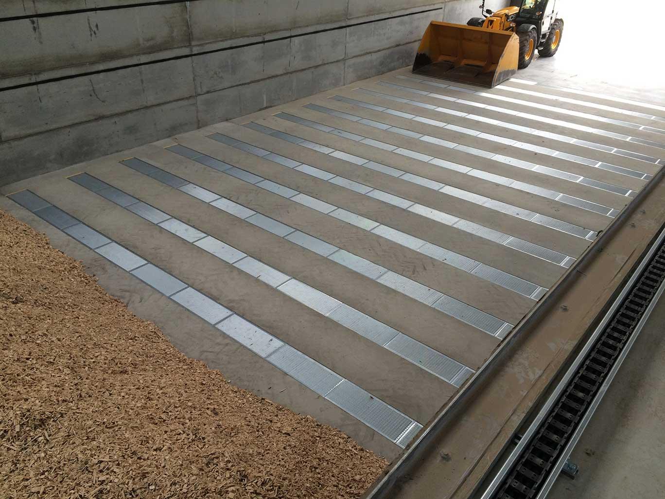 Wooden Grain Drying Floors On Floor Grain Drying Systems