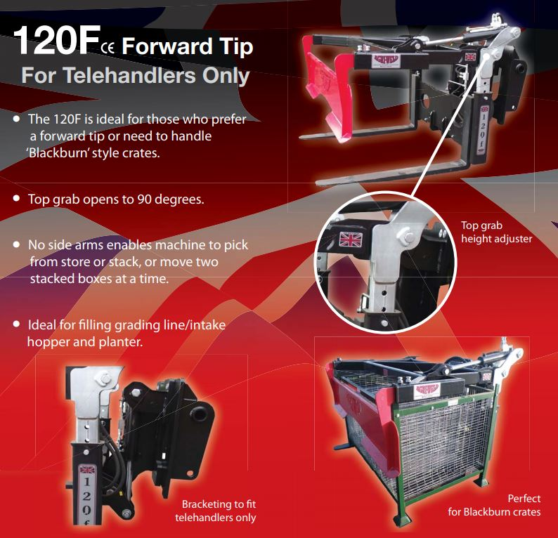 120F Forward Tip