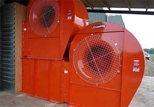 Typhoon fans